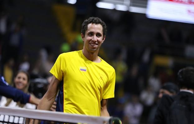 Daniel Galán representará a Colombia en los Juegos Olímpicos de Tokio 2020.