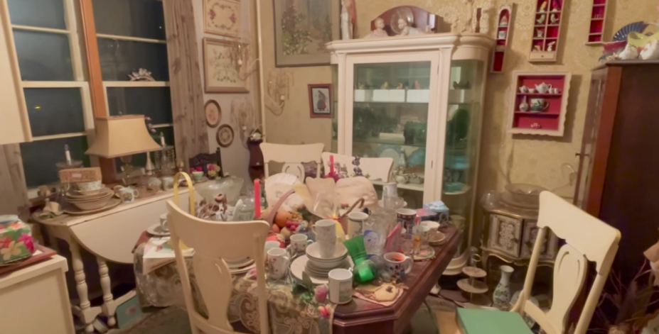Hombre compró  una casa antigua e hizo una fortuna