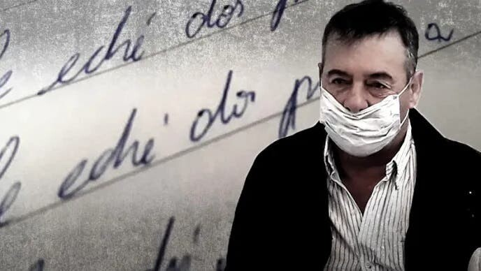 Rubén Biasoni, abusó a sus hijastras