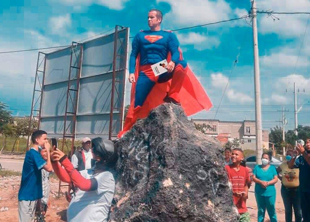 Supuesto meteorito causó conmoción en Barranquilla