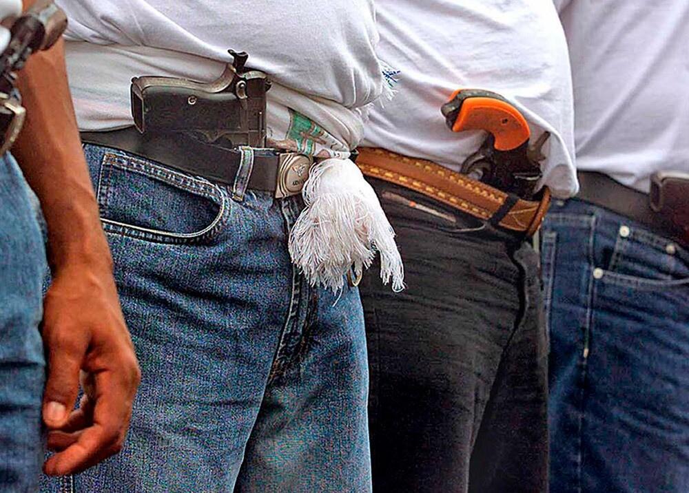 Grupos armados ilegales :: Foto: AFP, imagen de referencia.jpeg