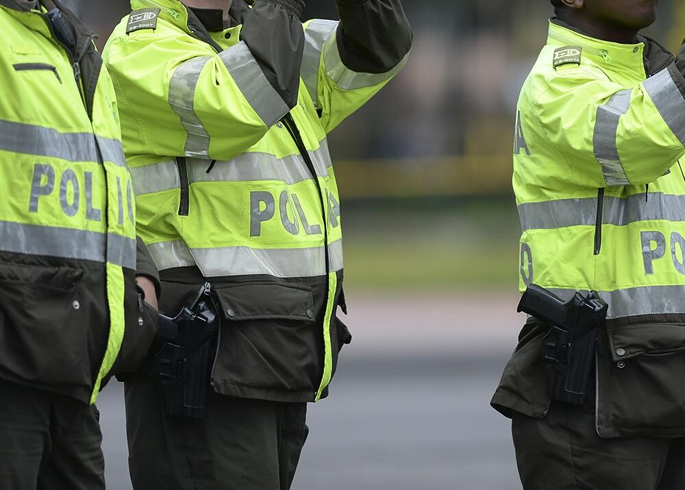 463_Policía de Bogotá - Foto referencia: AFP