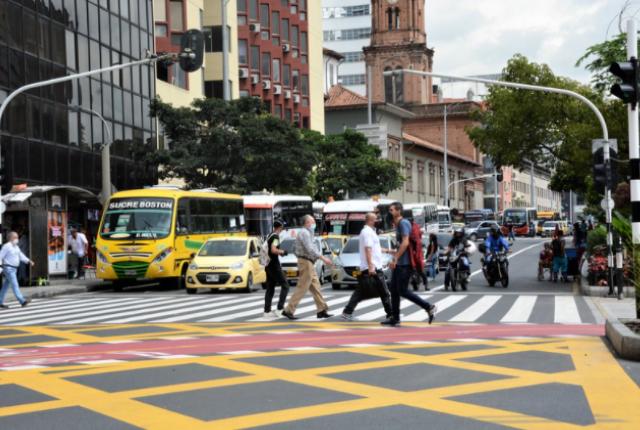 pico y placa para taxis en Medellín.jpg