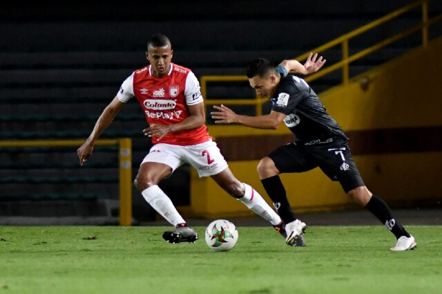 Santa Fe vs Pereira