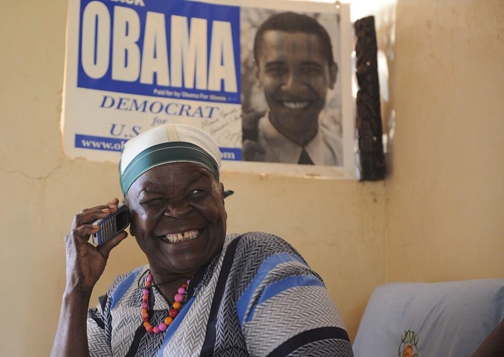 Sarah Onyango Obama