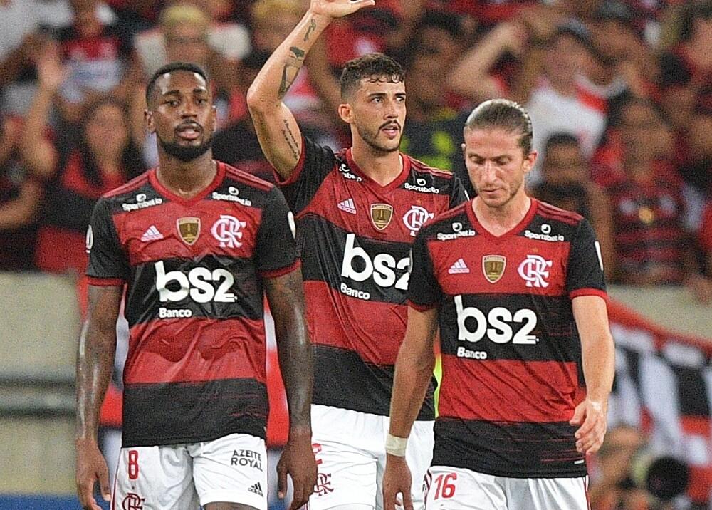 357969_Flamengo // Foto: AFP
