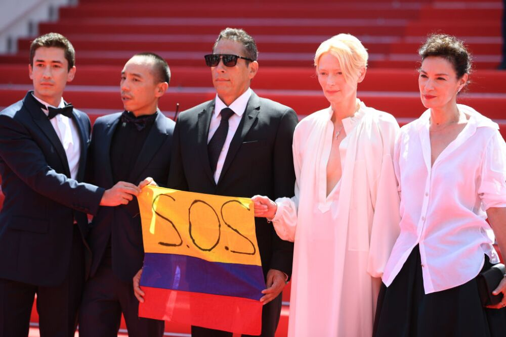 """Memoria"" Red Carpet - The 74th Annual Cannes Film Festival"