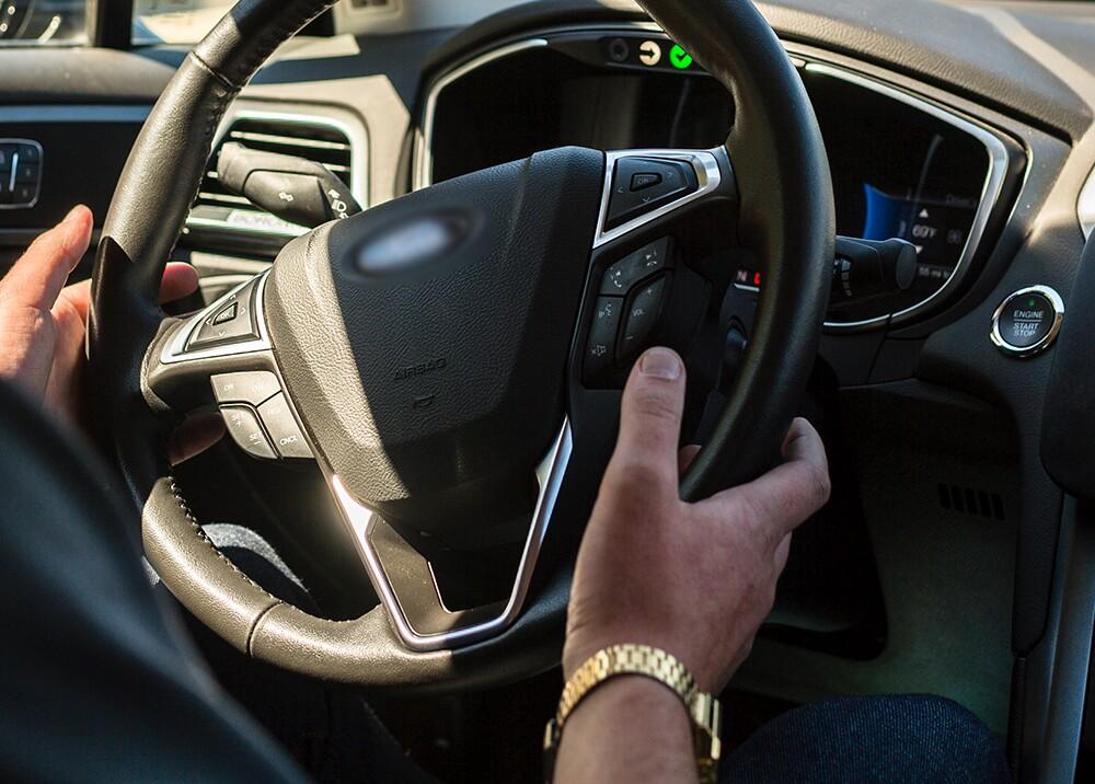 355827_Conductores de Uber // Foto: AFP