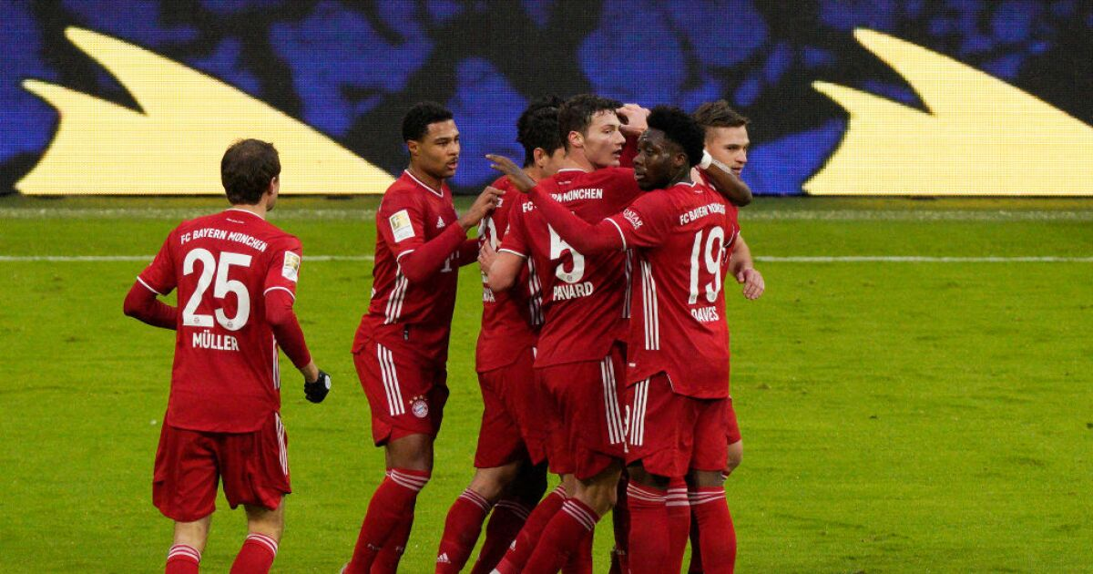 ¡Bayern Múnich, campeón de la Bundesliga! Los bávaros consiguen su trigésimo primer título liguero