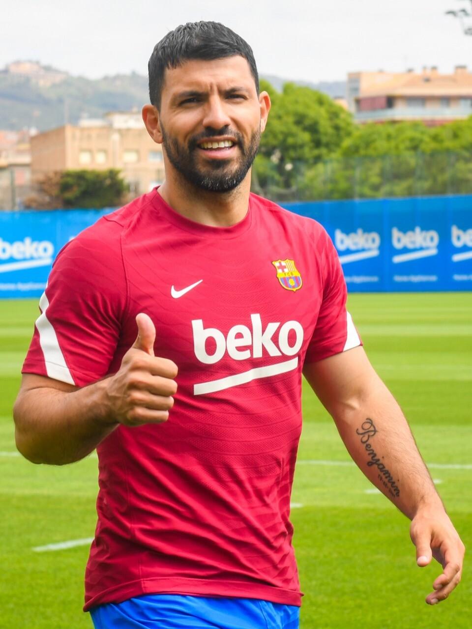 Sergio Aguero