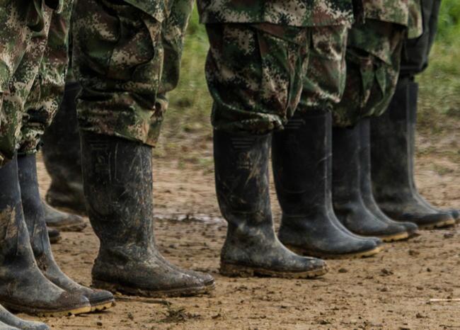 360468_Disidencias FARC // Foto: AFP - imagen de referencia