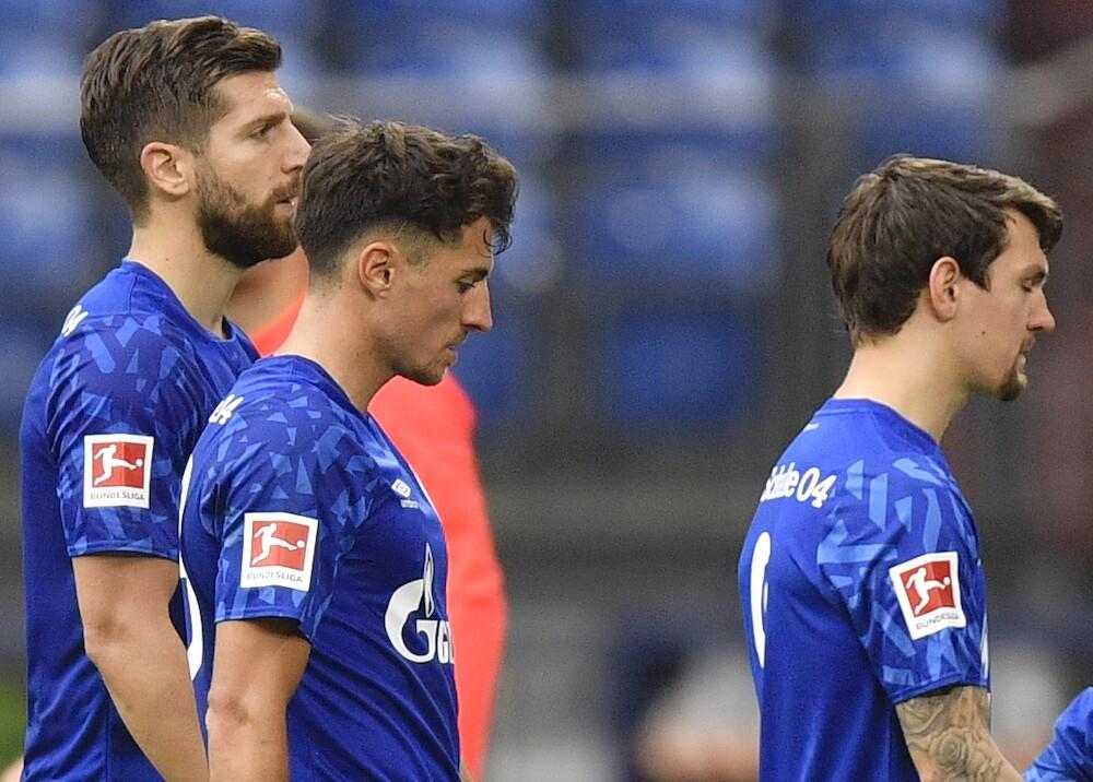 364924_Schalke 04 / Foto: AFP