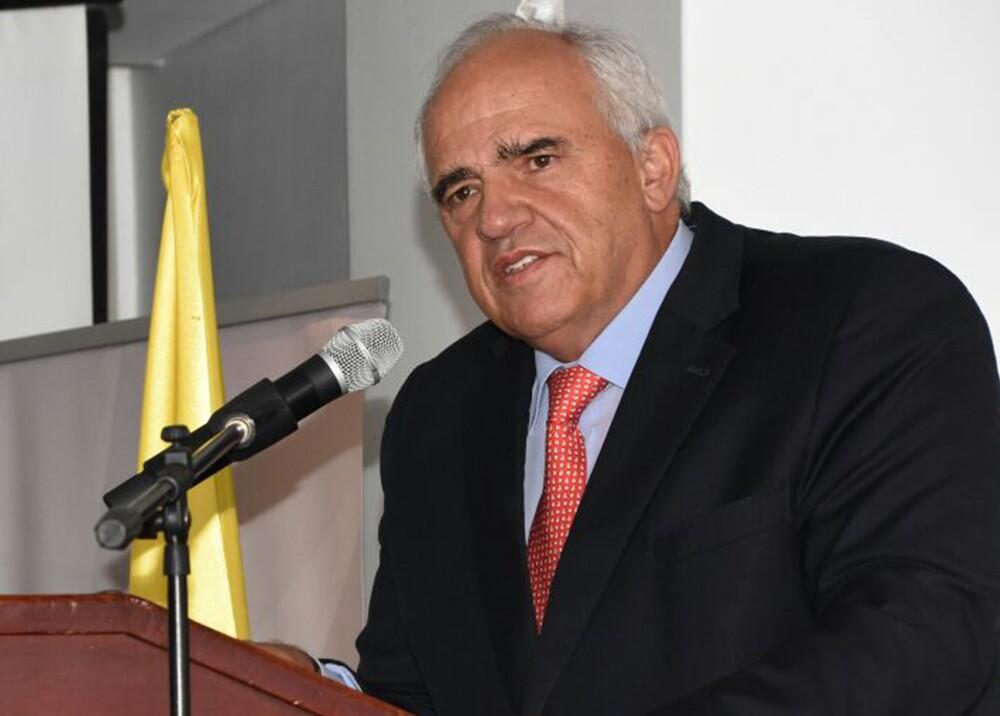 285225_BLU Radio. Expresidente Ernesto Samper / Foto: Gobernación de Antioquia