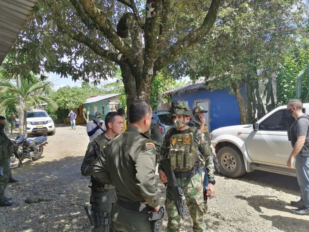 Confirman disparos e intento de quema de vehículos por presunto paro armado en Bajo Cauca