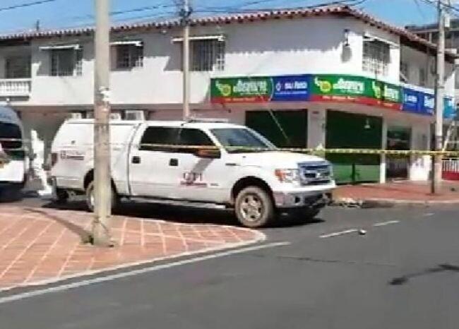 373037_Atentado en Cúcuta / Foto cortesía