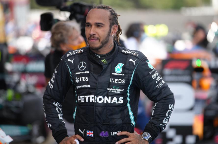 Lewis Hamilton es el actual líder de la F1 en 2021.
