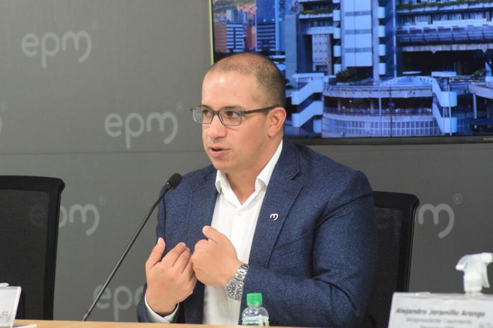 Jorge Andrés Carrillo, gerente de EPM.jpeg