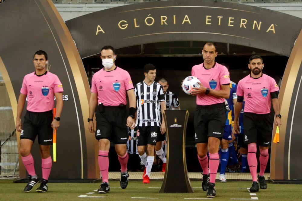 Atletico Mineiro v Boca Juniors - Copa CONMEBOL Libertadores 2021
