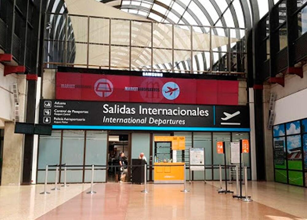369854_Aeropuerto de Rionegro // Foto: aeropuertorionegro.co