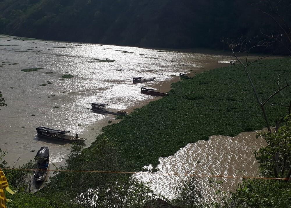 333386_BLU Radio. Embalse de Hidroituango // Foto: EPM