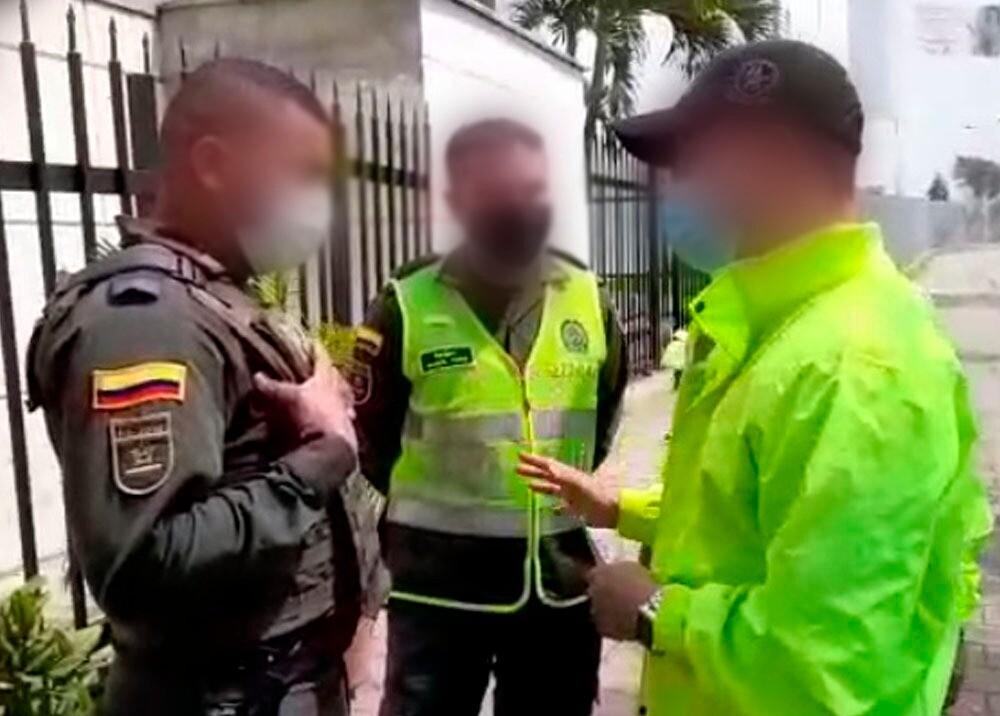 Policías capturados por corrupción.jpeg
