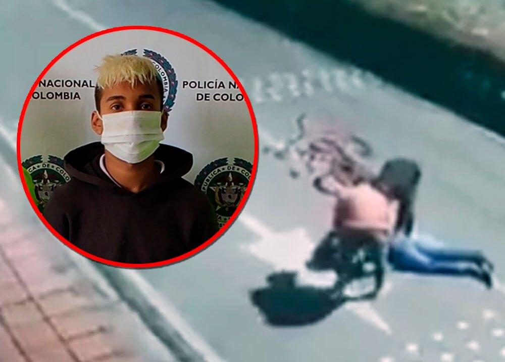 Édgar Acosta, alias 'Frank', acusado de brutal crimen en Bogotá