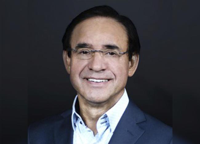 Pastor César Castellanos // Foto: Twitter @cesarcaste