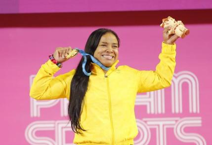 Mercedes Pérez representará a Colombia en los Juegos Olímpicos de Tokio 2020.