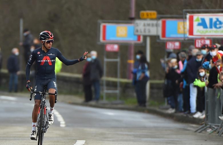 Egan Bernal correrá el Giro de Italia 2021.