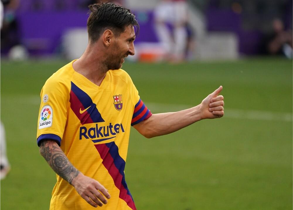 371603_Lionel Messi // Foto: AFP