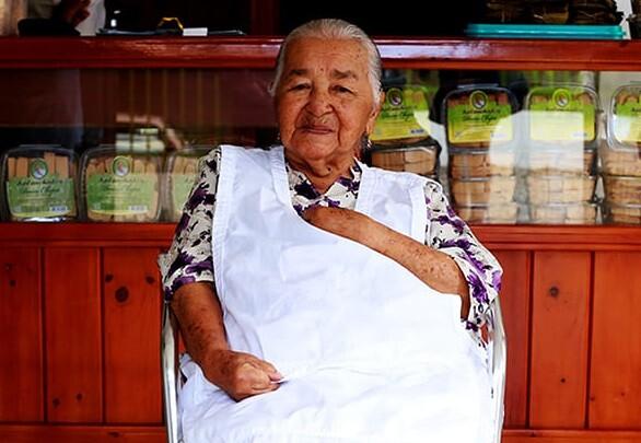 Murió Josefina Muñoz, Doña Chepa, creadora de los aplanchados de Popayán