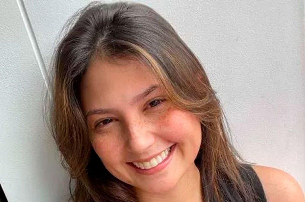 Actriz Laura Rodríguez
