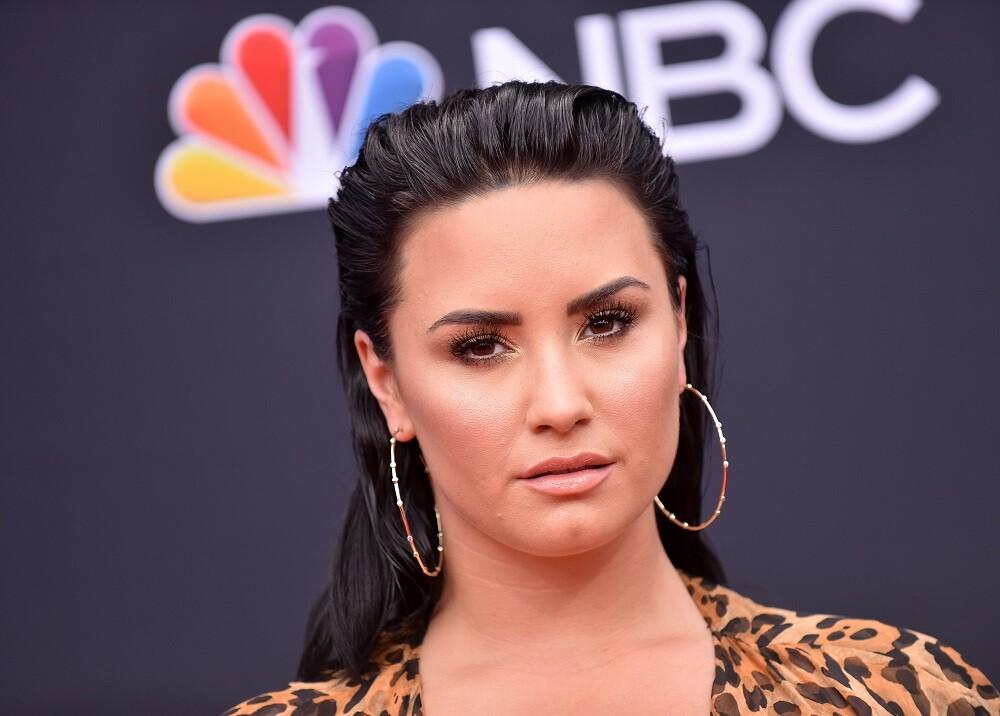 311814_BLU Radio. Demi Lovato / Foto: AFP.