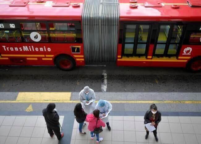 371608_Bogotá // Foto: AFP