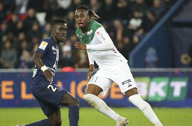 335437_Acción de juego de la Ligue 1