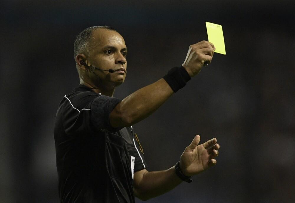 Wilton Sampaio, árbitro brasileño. AFP.jpg