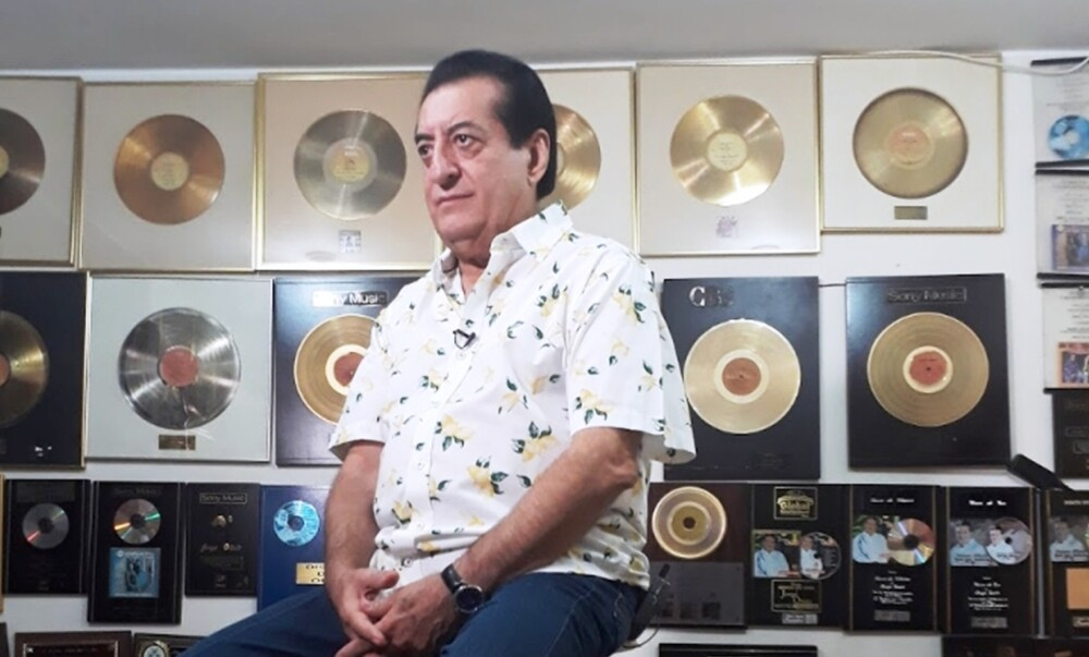 Jorge Oñate Perfil