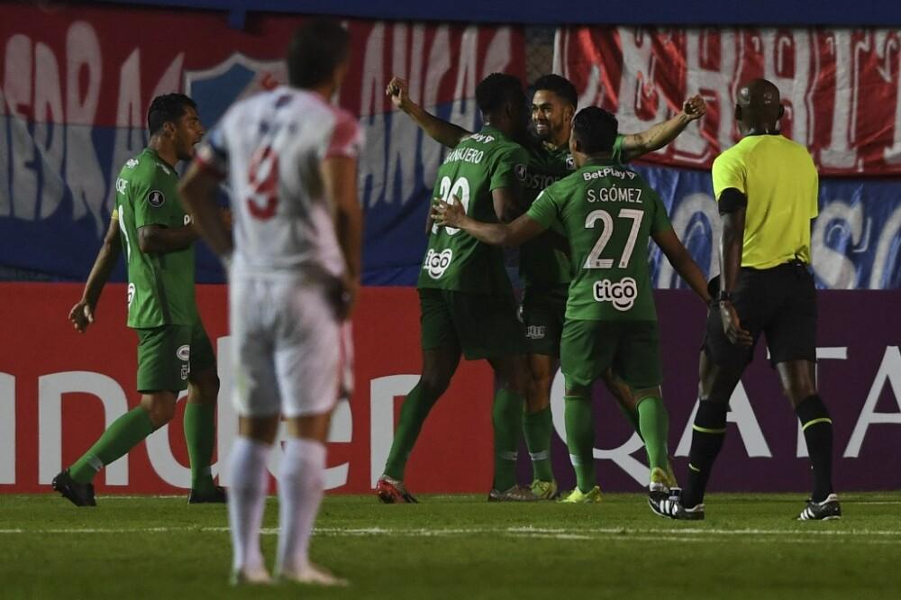 Nacional 3er gol