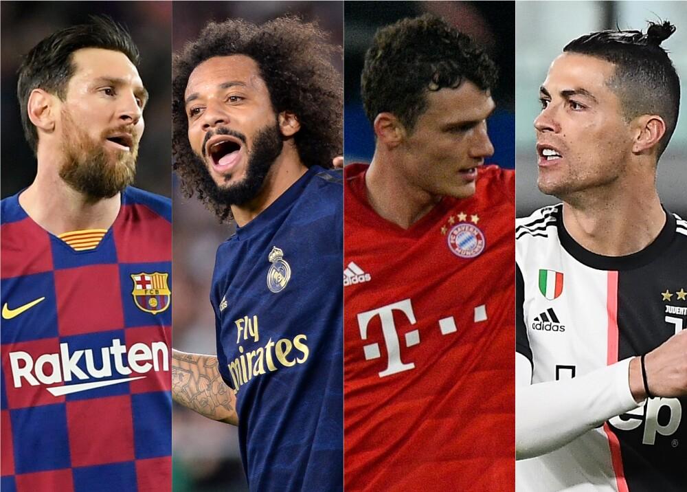 357816_Champions League / Foto: AFP
