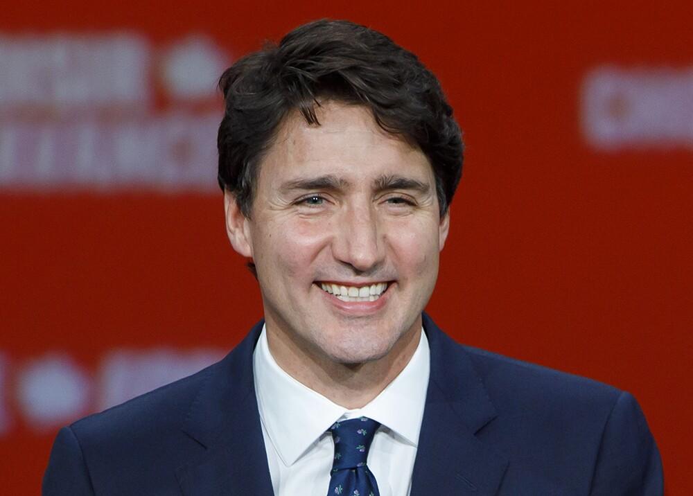 346472_Justin Trudeau // Foto: AFP