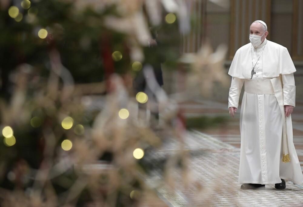 Papa Francisco - Foto AFP