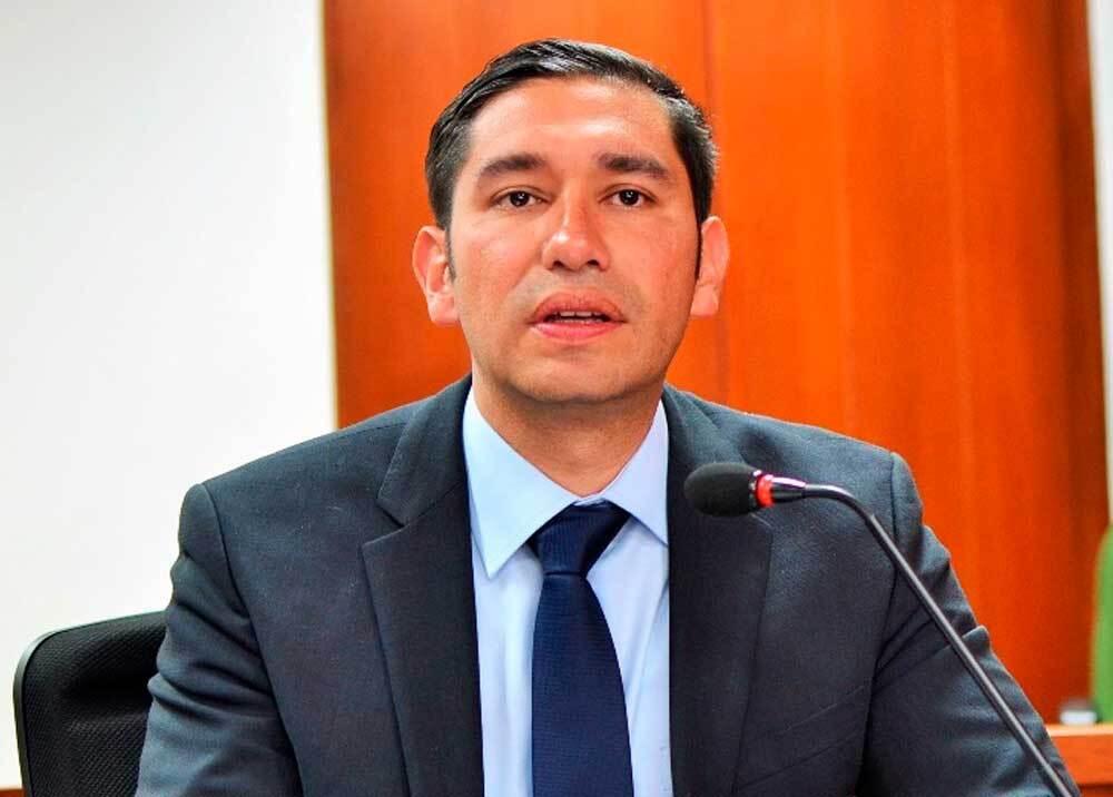 Luis Gustavo Moreno // Foto: Corte Suprema de Justicia