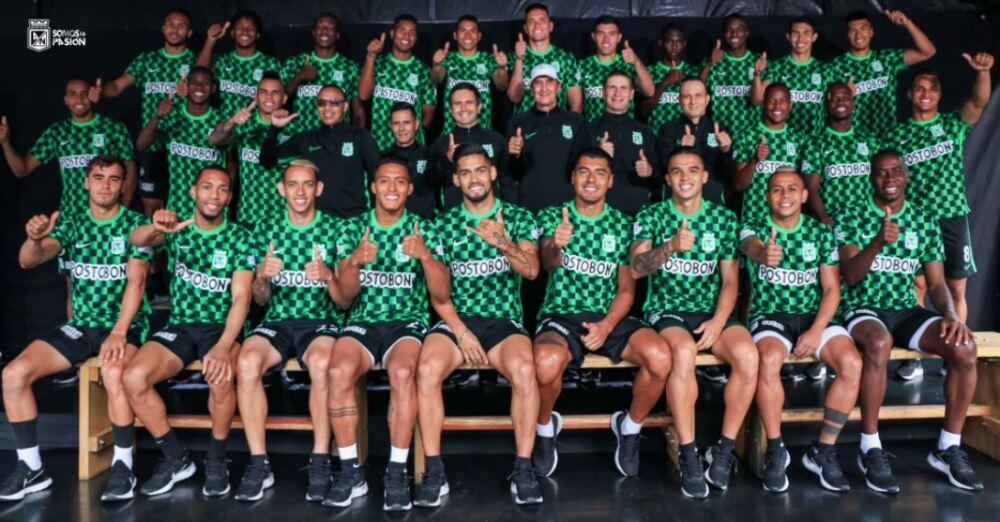 Atlético Nacional, equipo 2021