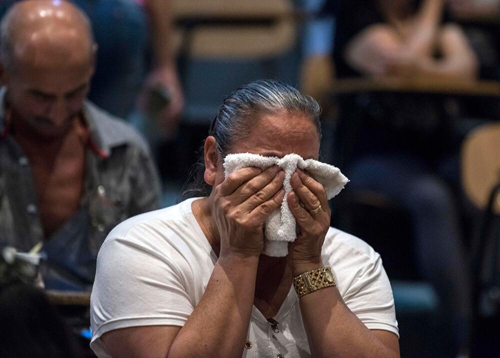 345901_Ley de Víctimas // Foto: AFP