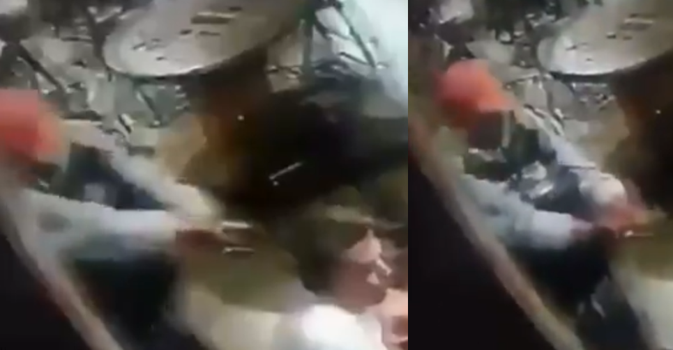 Joven disparo fallido a profesor en Brasil .png