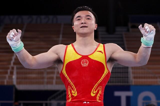 Liu Yang, en Juegos Olímpicos de Tokio 2020