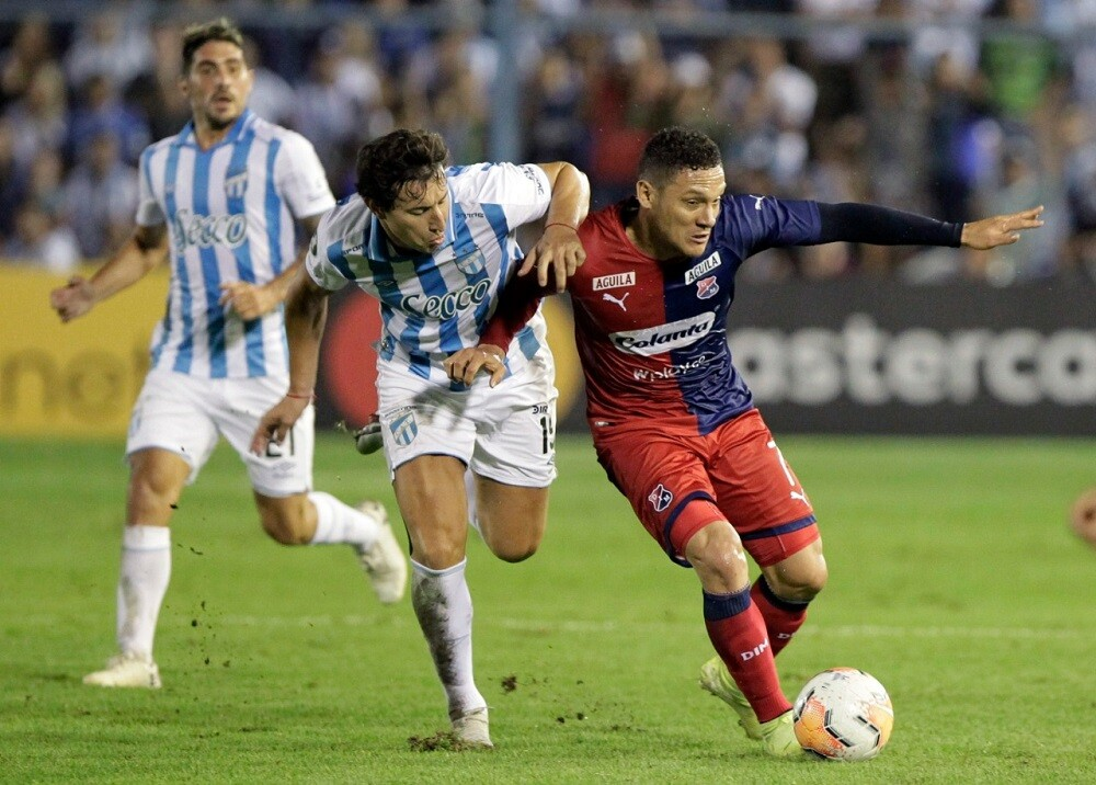 356272_BLU Radio // Independiente Medellín // Foto: AFP