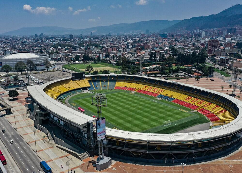 376957_Estadio El Campín // Foto: AFP