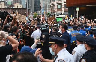 protestas en EE. UU. por muerte de George Floyd
