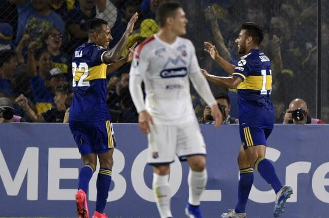 332588_Boca Juniors vs Medellín